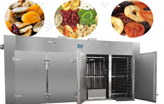 Commercial Use Fruit Vegetable Drying Oven Machine
