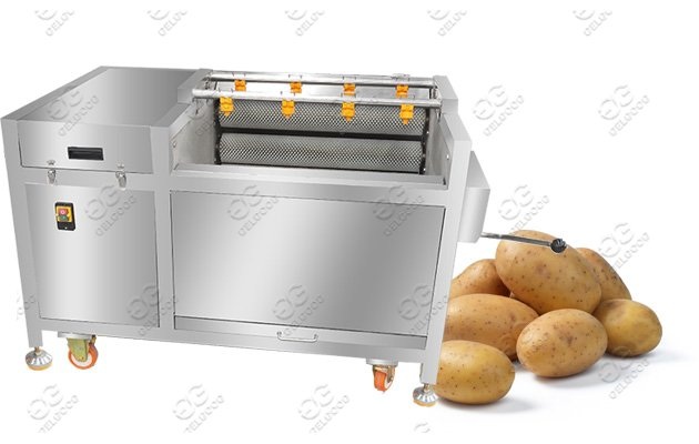 GGXM Potato Washing Peeling Machine Hot Sale