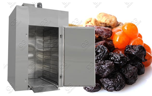 Industrial Fruit Chips Drying Oven Ma