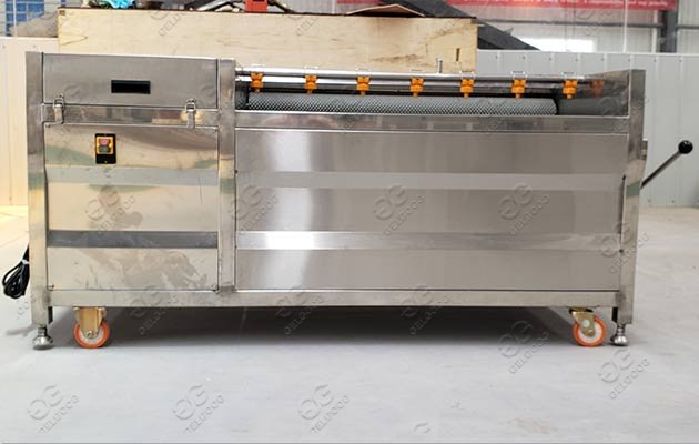 Commercial Use Potato Washing Peeling Machine Price