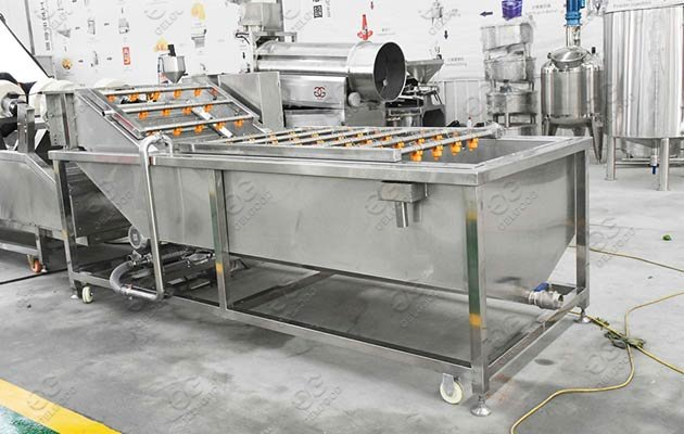 Advantage OF The Fruit Vegetable Washing Machine