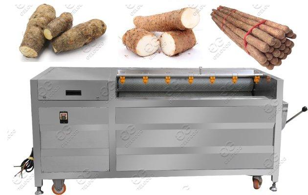 Yam Washing Peeling Machine Factory Price