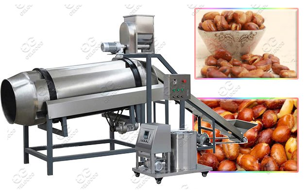 New Type Peanut Flavoring Machine Factory Price