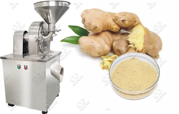 High Quality Ginger Powder Grinding Machine For Sale