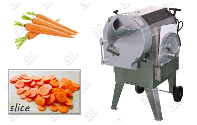 Multi-Function Root Vegetable Cutting Machine Hot Sale