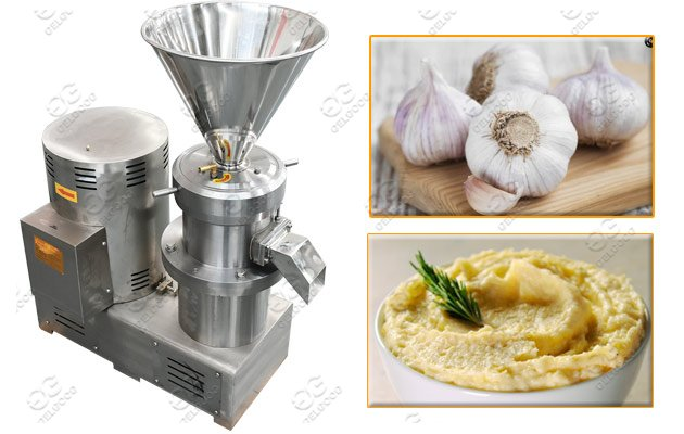 Commercial Use Garlic Paste Making Ma
