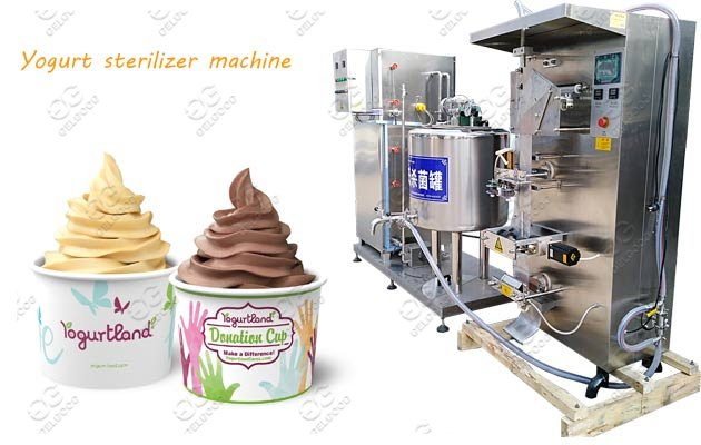 Multi-Function Use Yogurt Pasteurizer Machine Hot Sale