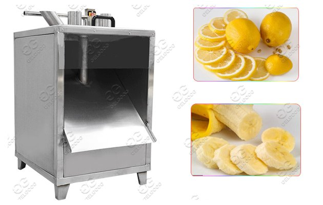 Automatic Potato Banana Chips Slicing