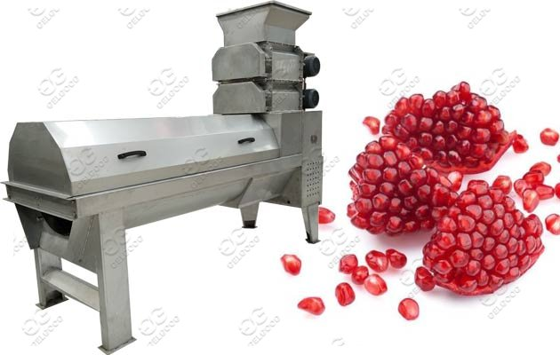 Industrial Use Pomegranate Peeling Ma