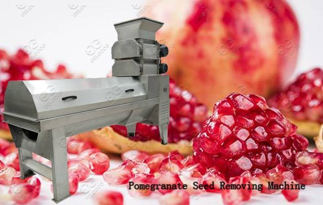 pomegranate peeling machine