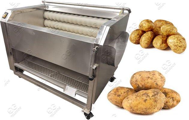 GGXM Potato Washing Peeling Machine Hot Sale