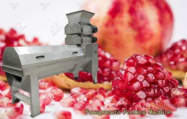 Congratulations!Gelgoog Pomegranate Peeler Is Shipped Today