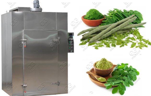 Industrial Moringa Leaf Drying Machin