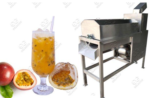 Passion Fruit Juice Making Machine Hot Sale