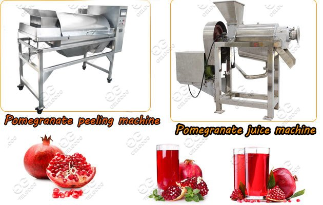 Industrial Use Pomegranate Juice Maki