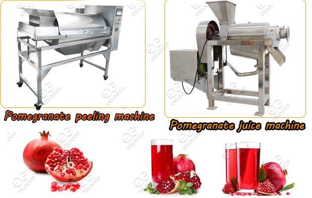 Industrial Use Pomegranate Juice Making Machine Line