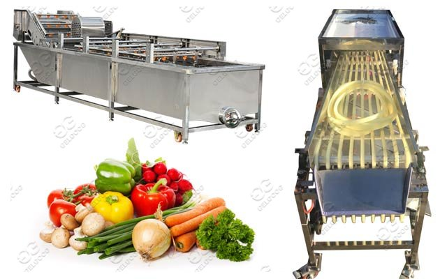 How Does The Fruit Washer And Fruit Grading Machine Work?
