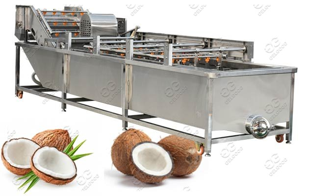 Multi-Function Use Coconuts Washing M