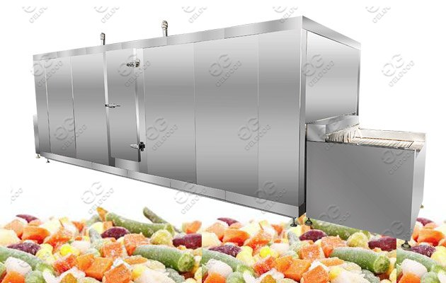 iqf freezer,fruit freezing machine