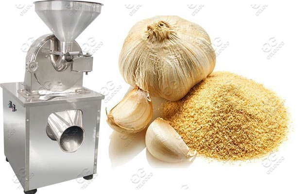 garlic ginger powder grinding machine