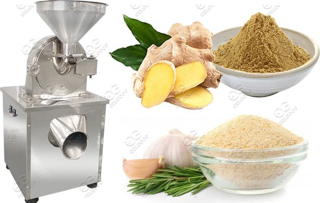 garlic powder grinder supplier