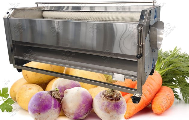 beetroot peeling machine