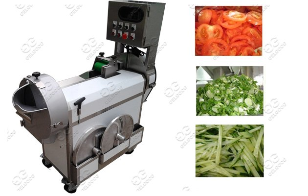 industrial vegetable cutting machine