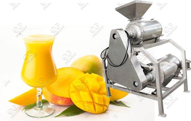 Multi-Function Mango Pulp Juice Making Machine