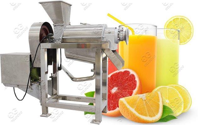 Industrial Use Fruit Juice Making Machine