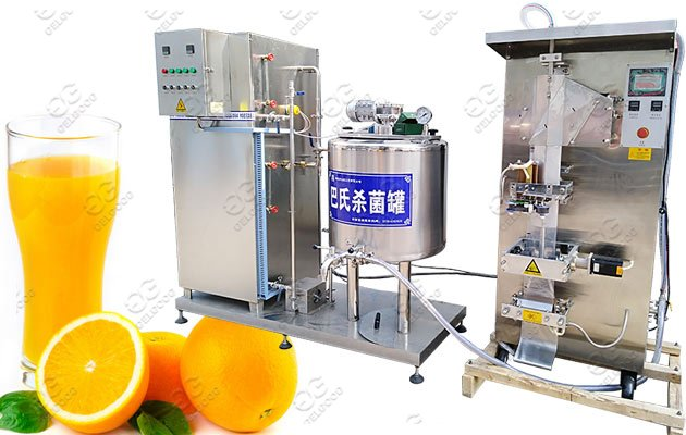 Commercial Use Juice Pasteurizer Ster