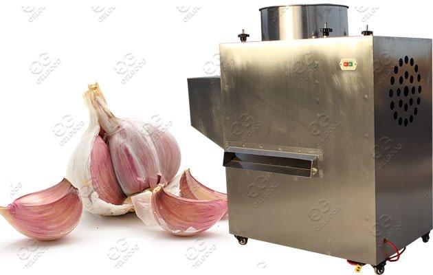 Garlic Breaking Machine|Garlic Clove Separating Machine