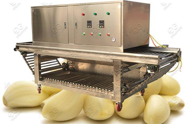 Industrial Use Garlic Peeling Machine Hot Sale