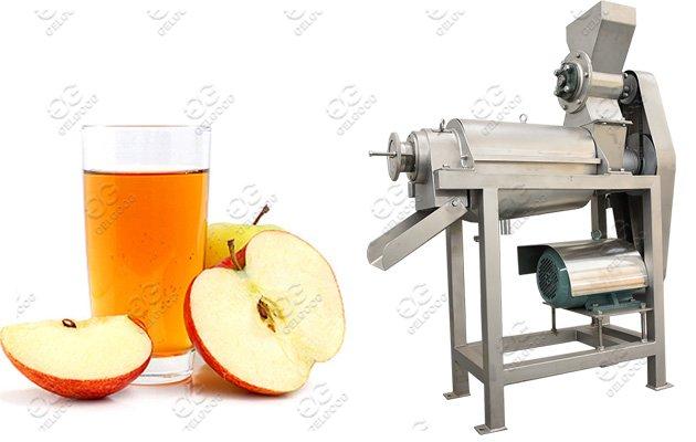 Automatic Apple Juice Extractor Machine