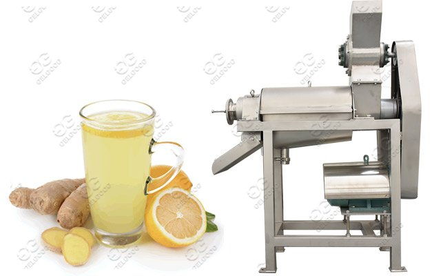 Commercial Use Ginger Juice Making Ma