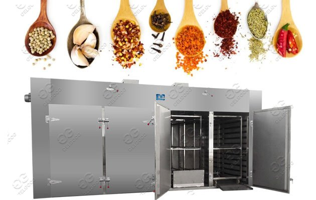 Herb And Spices Drying Oven Machine Supplier