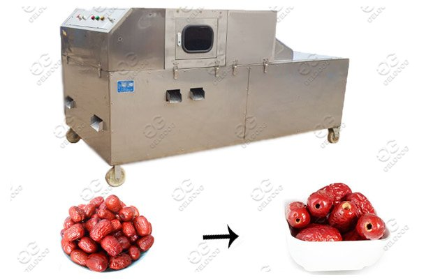 Industrial Use Palm Date Seed Removing Machine|Date Pitter