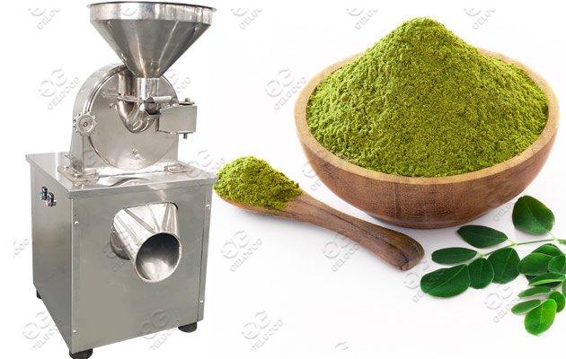 Moringa Leaf Powder Grinding Machine