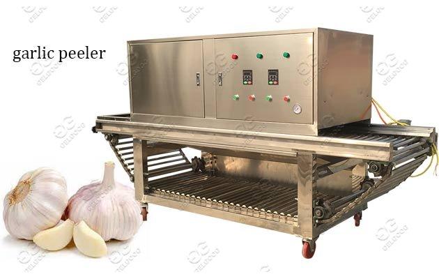 Automatic Garlic Peeling Machine Pric