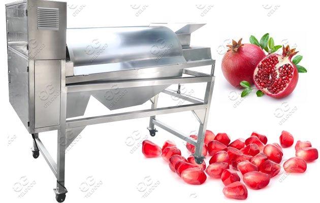 Industrial Use Pomegranate Peeling Machine Hot Sale