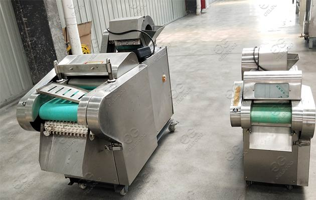 fruit vegetable cutting machine