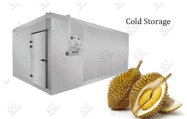 Durian Quick-Freezing Cold Storage Pr