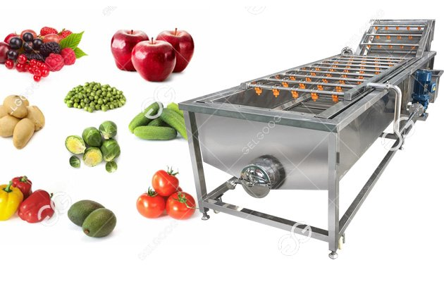 How To Maintain The Fruit Vegetable Washing Machine Daily?