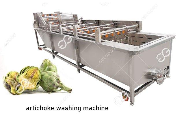 Commercial Use Artichoke Washing Machine Hot Sale