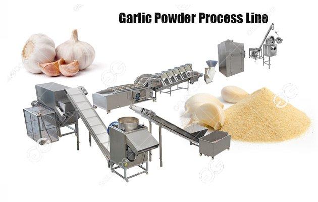 Garlic Process Machine Line|Garlic Powder Making Machine Line