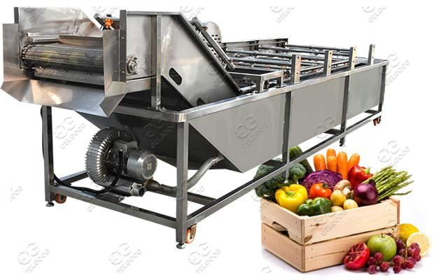 commercial use fruit washing machine