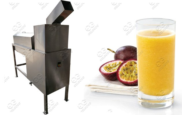 passion fruit juice machine