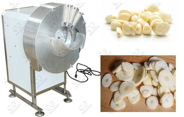 garlic chips cutter