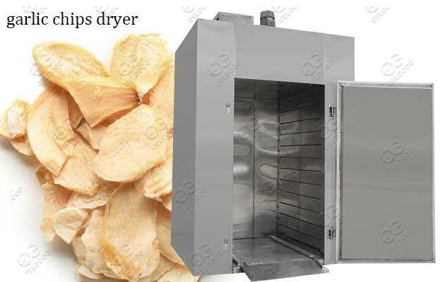garlic chips dryer